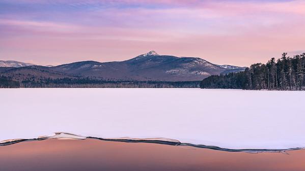 Chocorua Winter Dawn