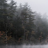 Fog and Mist on Lake Chocorua