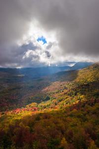 Autumn Cloudburst
