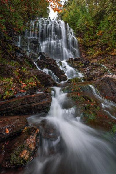 Beaver Brook Falls Upper