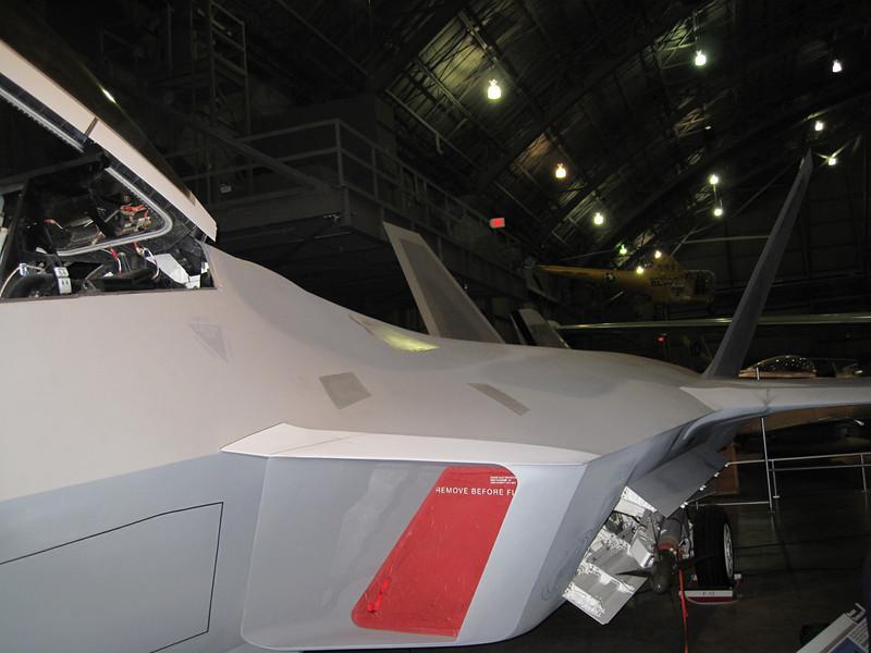 Lockheed Martin F-22A