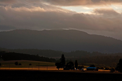 Willamette Valley Farm Sunset_1464