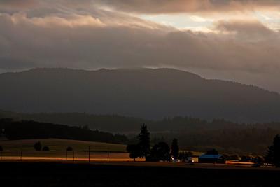 Willamette Valley Farm Sunset_1464
