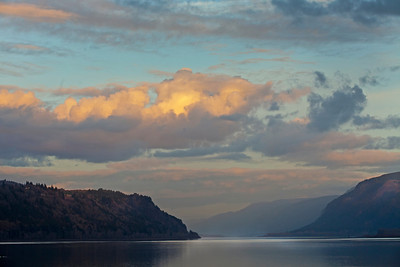 Columbia River Gorge Sunset_5126