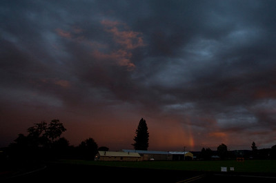 sunset rainbow_6111