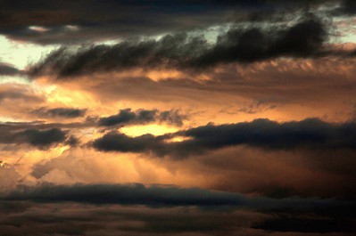 afternoon clearing clouds_1451