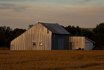 Barn Sunset_2084