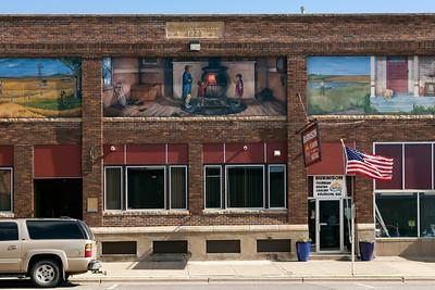 Murals R W Clarke Bldg Huron SD_0784