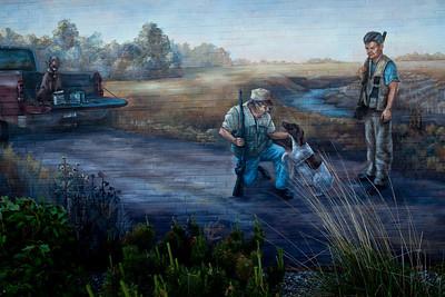 Pheasant Mural Huron SD_0827