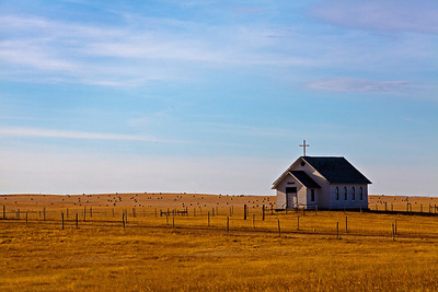 Little Church on the Prarie SD_4449