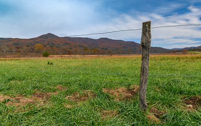Autumn At Cades Cove