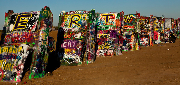 Cadillac Ranch Amarillo TX_2878