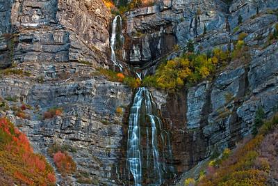 Bridal Veil Falls Provo Canyon UT_1132