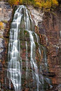 Bridal Veil Falls Provo Canyon UT_1140