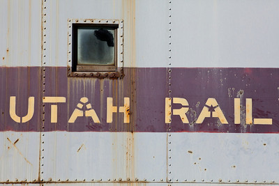 Utah Railroad Caboose Heber Valley Railroad UT