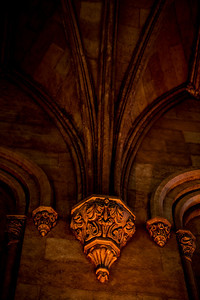 Smithsonian Castle detail_8087