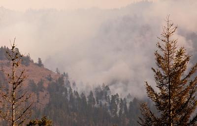 Wenatchee Fire Northern Cascades WA_0888