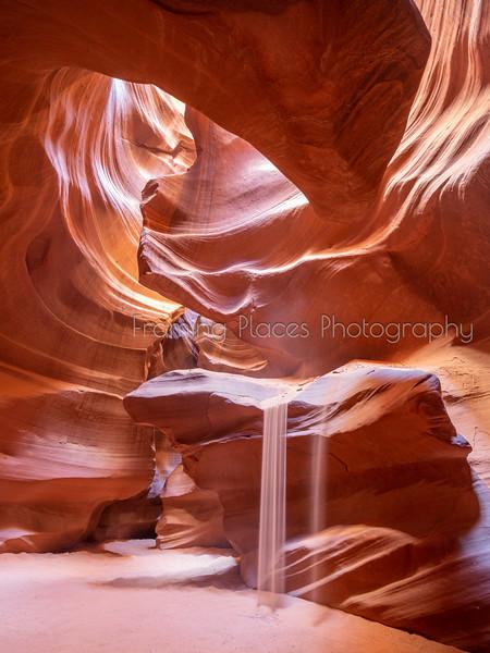 Sandfall Portrait