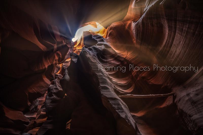 Canyon Sun Flare