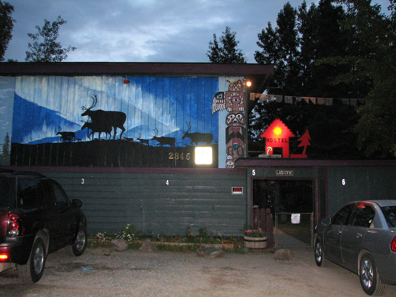 Spenard Hostel in Anchorage