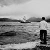 """""""Fisherman""""<br /> Homer Spit, Alaska"""