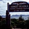 Homer Alaska<br /> Halibut fishing capital of the world