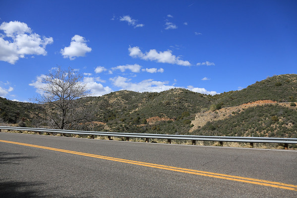 Prescott, AZ trip April 2013