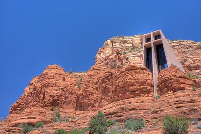 Chapel of the Holy Cross -- Sedona, AZ