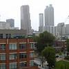 Rainyday view skydeck at Citywalk.