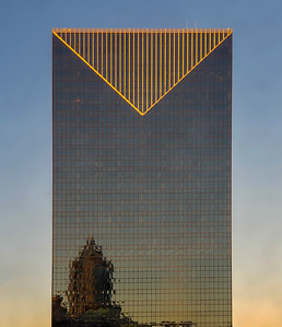 Sunrise on ?building