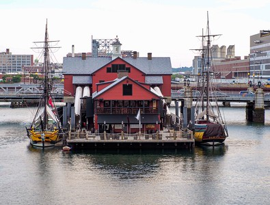 Boston Tea Party...a few hundred years later