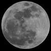Super Moon, Aliso Viejo, California, United States