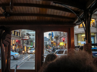 View from a Cable Car