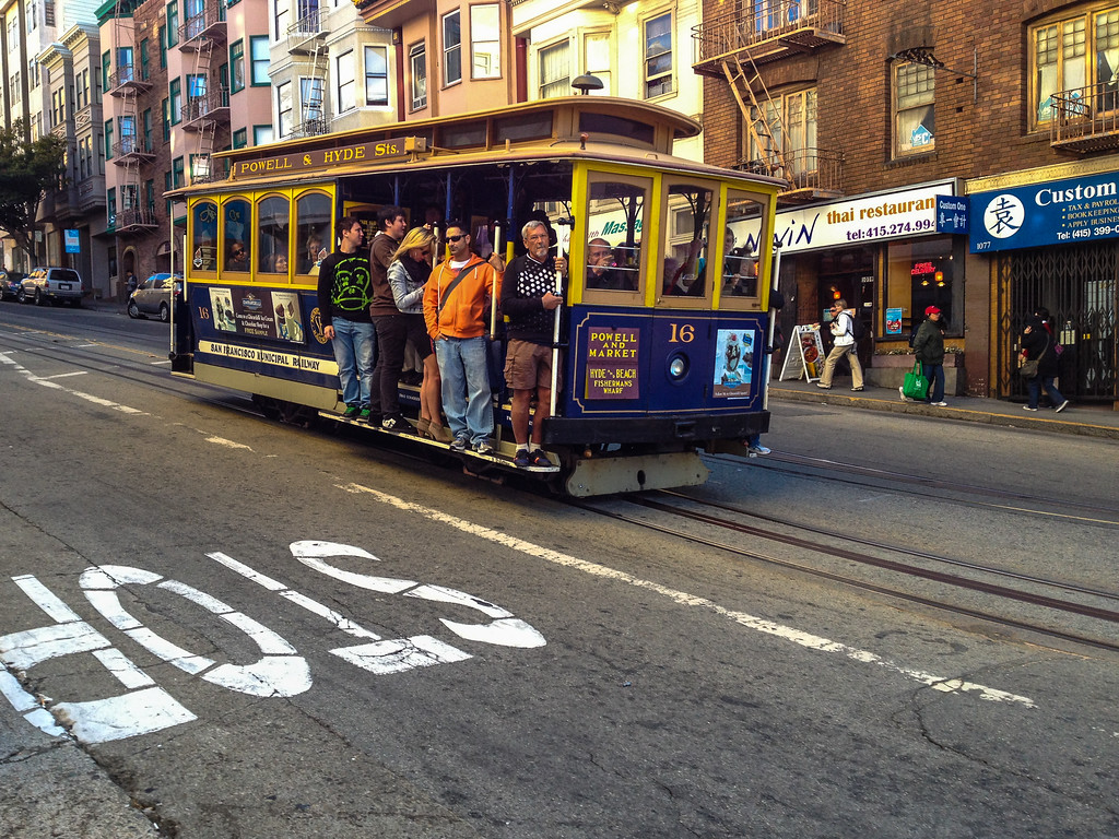 Cable Car 16