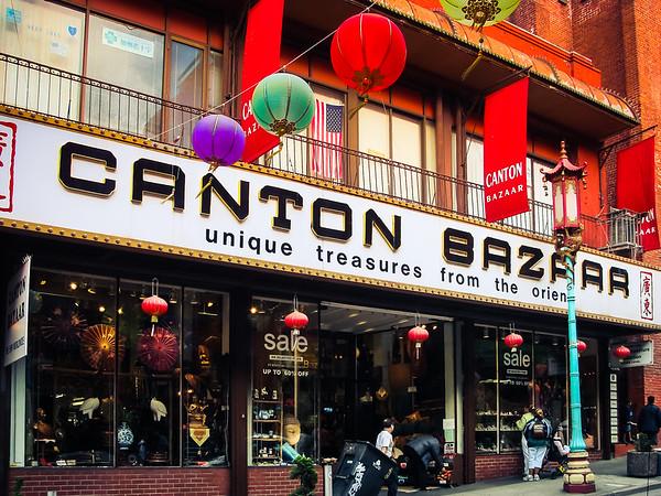 Canton Bazaar