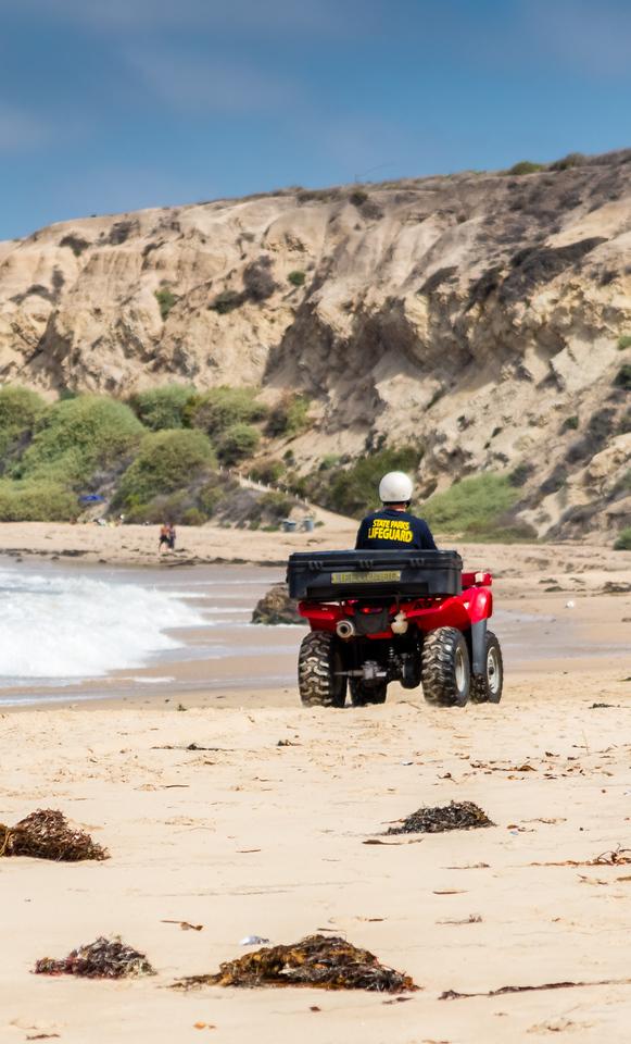 Crystal Cove, Newport Coast, Newport Beach, Laguna Beach, Orange County, California, United States