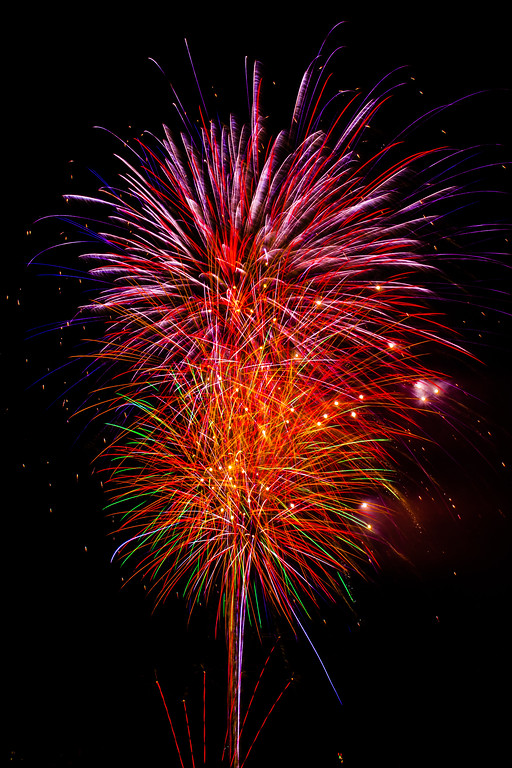4th of July, St Regis, Monarch Beach, California, United States, Independence Day