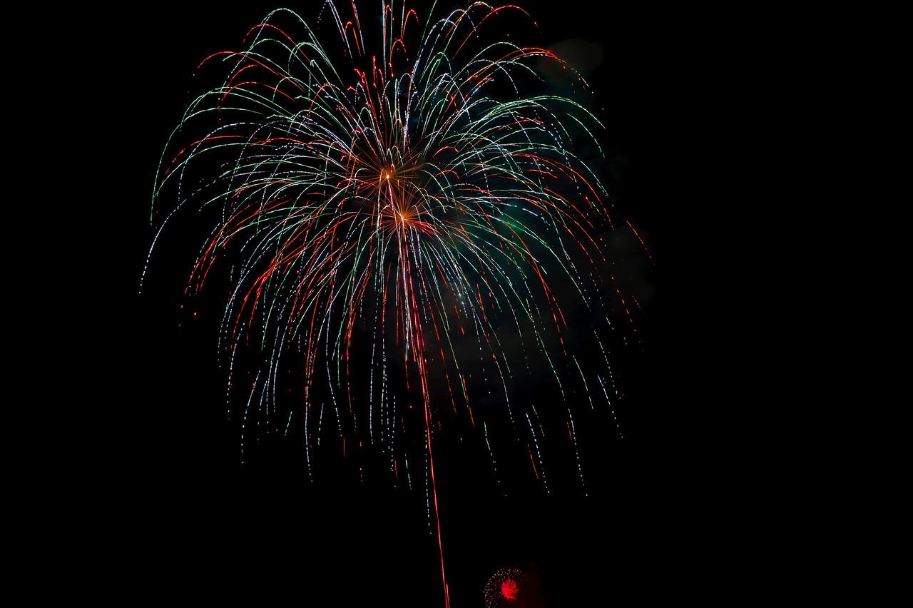 4th of July, St Regis, Monarch Beach, California