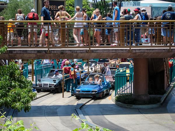 Disneyland 50th Anniversary