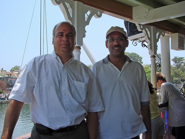 Harold and Narendra
