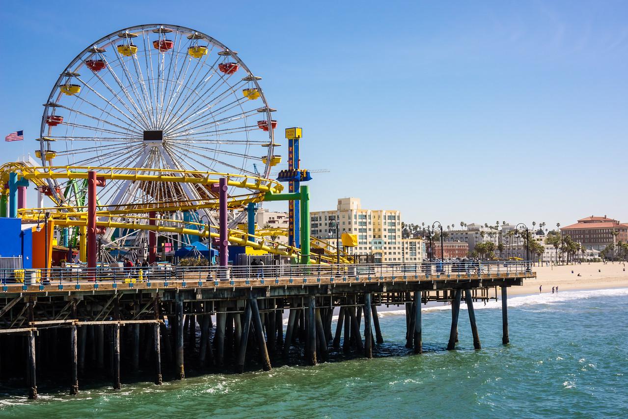 Santa Monica, Los Angeles County, California, United States