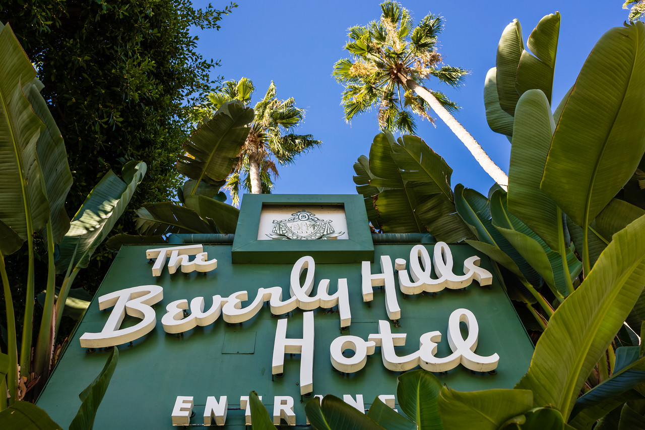 Beverly Hills Hotel, California, United States