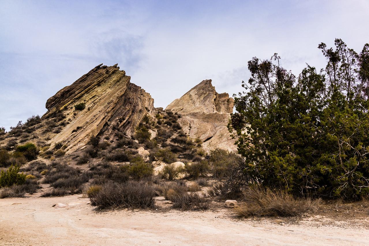 Vasquez Rocks, Los Angeles County, California, United States