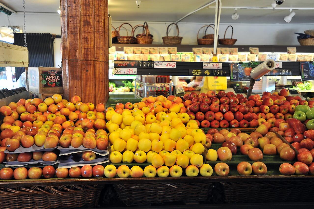 Los Angeles Farmers Market, California