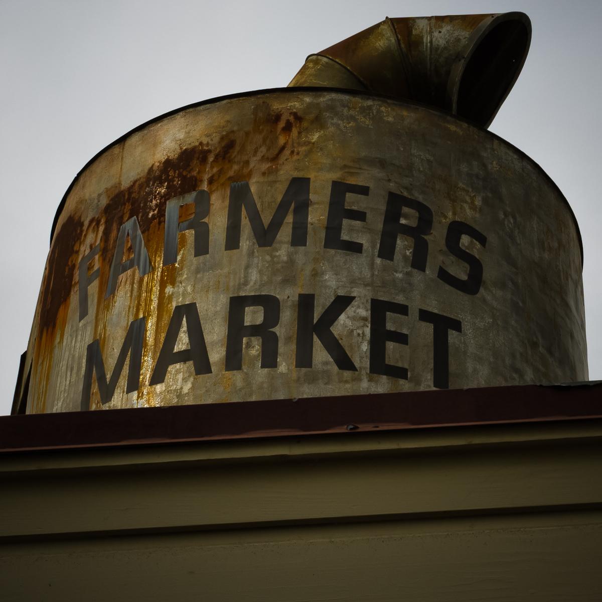 Los Angeles, California, United States, Farmers Market