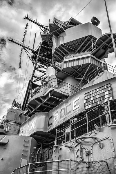 USS Iowa, Los Angeles County, California, United States