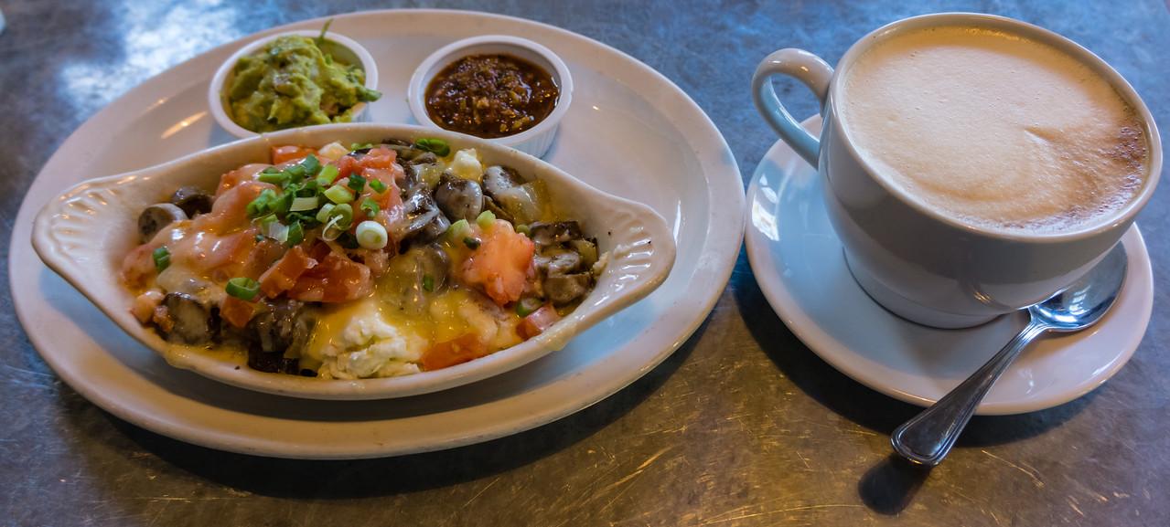 Zinc Cafe, Corona Del Mar, Newport Beach, Orange County, California, United States
