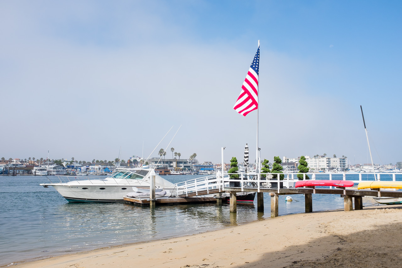 Balboa Island, Newport Beach, Orange County, California, United States