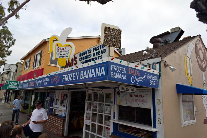 Balboa Island, Newport Beach, California, United States