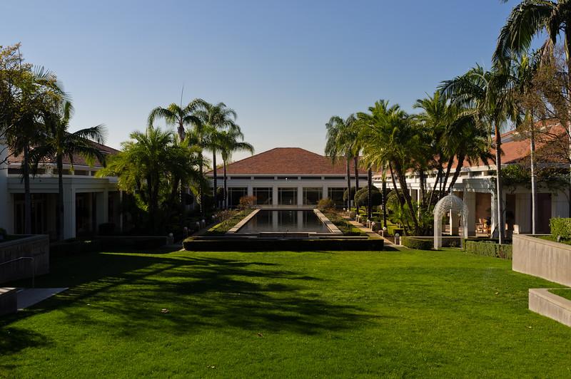 Richard Nixon, Richard Nixon Presidential Library, Yorba Linda, California